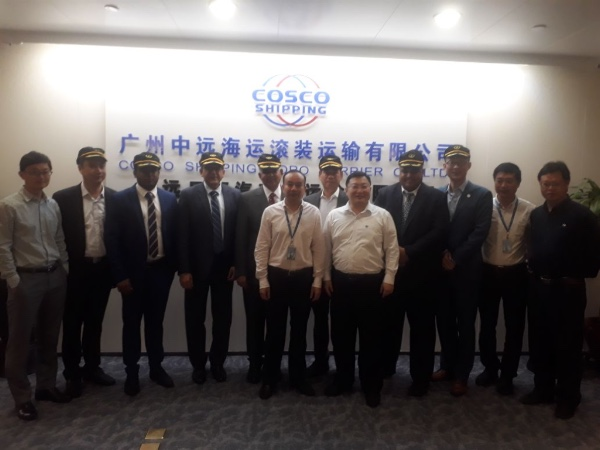 Cosco and Charter Party